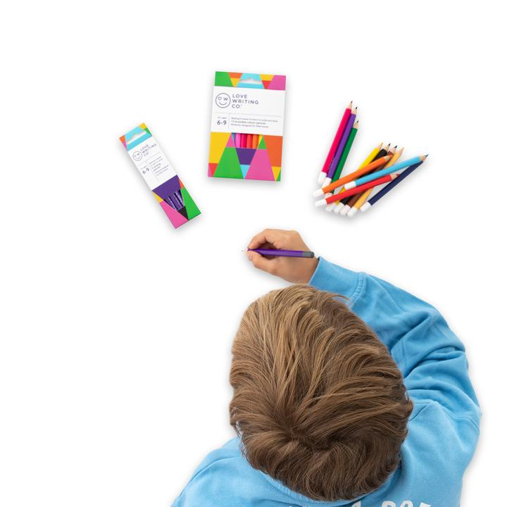 Ages 6-9: The Love Writing Co. Complete Pack