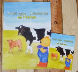 Teacher A3 Teidi  agus Ainmhithe na Farm