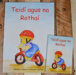 Teacher A3 Teidi agus an Rothai